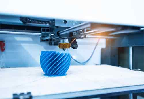 How do Industrial 3d Printers Work
