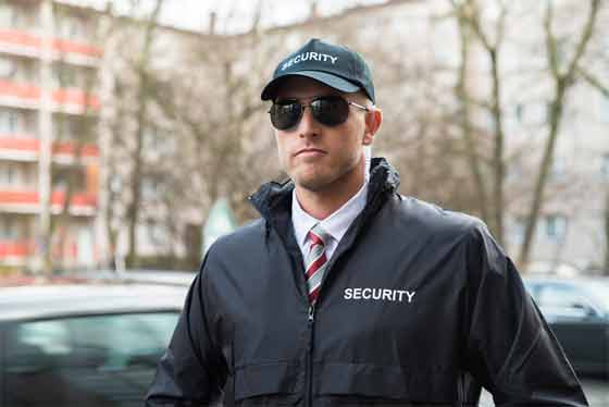 What do Security Guards Wear