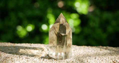 The Wellness And Truth Behind The Crystal