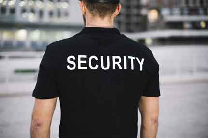 Security Guard Eligibility