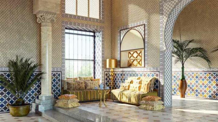 Decorating with Moroccan Furniture
