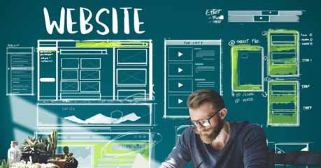 professional to build your website