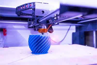 White, Strong & Flexible 3D Printing