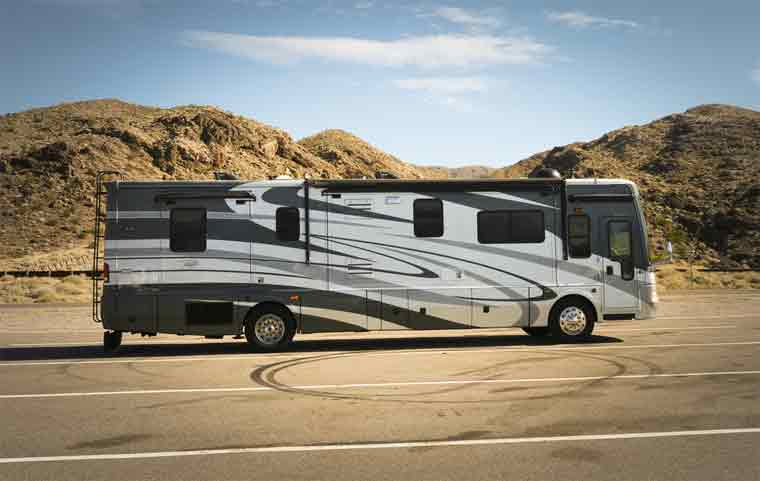 How to Keep Your Refrigerator Cold While Driving an RV
