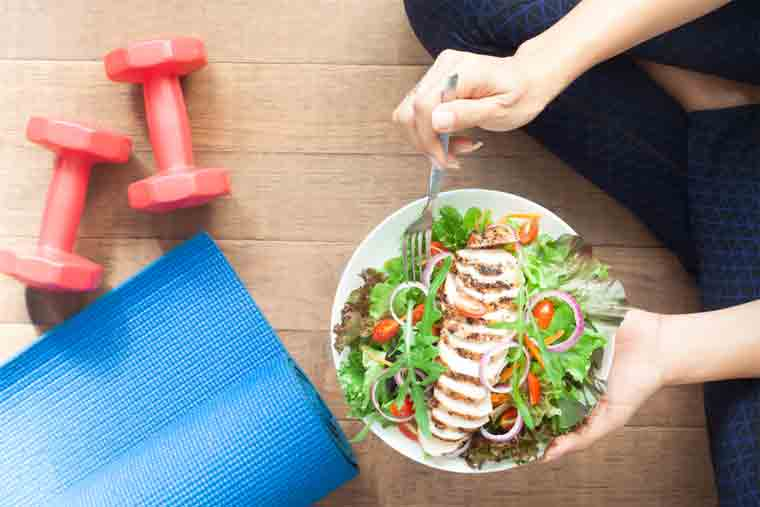 How to Control Eating Habits For Weight Loss