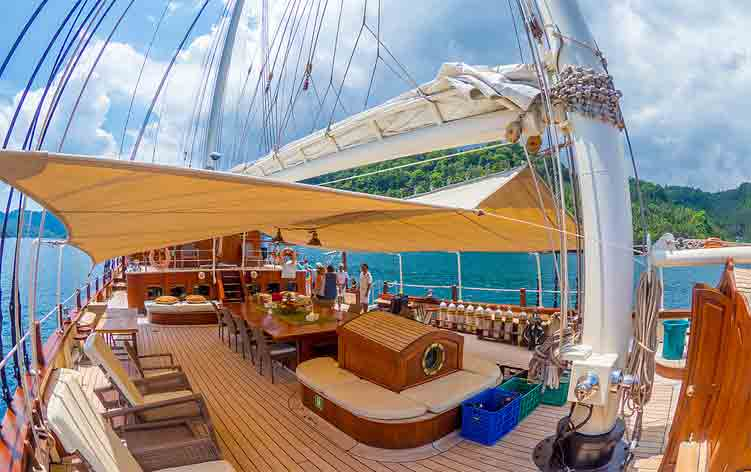 What Can I Expect From a Liveaboard